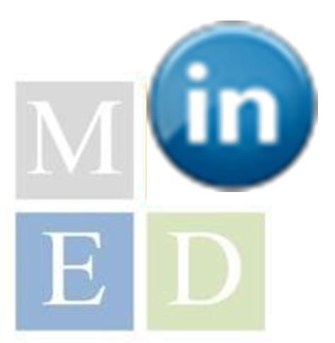 An MED fan? Join us on LinkedIn. Click here.